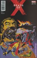 Death of X (2016 Marvel) 4B