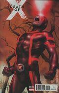Death of X (2016 Marvel) 4C