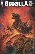 Godzilla Rage Across Time (2016 IDW) 5