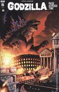 Godzilla Rage Across Time (2016 IDW) 5RI