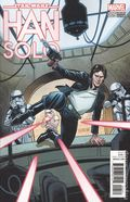 Star Wars Han Solo (2016 Marvel) 5E