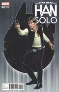 Star Wars Han Solo (2016 Marvel) 5F