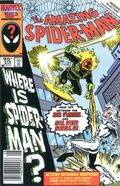 Amazing Spider-Man (1963 1st Series) Canadian Price Variant 279