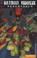 Batman Teenage Mutant Ninja Turtles Adventures (2016 IDW) 1B