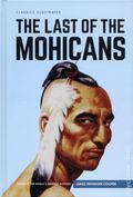 Classics Illustrated The Last of the Mohicans HC (2016) 1-1ST