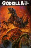 Godzilla Rage Across Time TPB (2016 IDW) 1-1ST