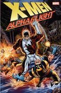 X-Men/Alpha Flight TPB (2016 Marvel) 1-1ST