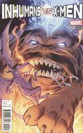 IvX (2016 Marvel) Inhumans vs. X-Men 0B