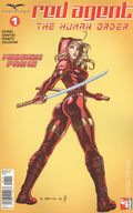 Red Agent Human Order (2016 Zenescope) 1A