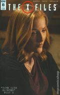 X-Files (2016 IDW) 8SUB