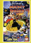 Mickey and Donald The Search for the Zodiac Stone HC (2016 IDW) 1-1ST
