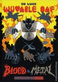 Wuvable Oaf Blood and Metal HC (2016 Fantagraphics) 1-1ST