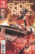 Ghost Rider (2016 Marvel) Robbie Reyes 1A