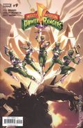 Mighty Morphin Power Rangers (2016) 9A