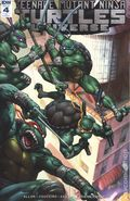 Teenage Mutant Ninja Turtles Universe (2016 IDW) 4RI