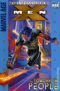 Marvel Age Ultimate X-Men TPB (2004 Marvel) A Target Saddle-Stitched Collection 1-1ST
