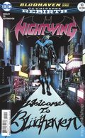 Nightwing (2016) 10A