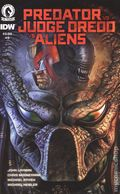 Predator vs. Judge Dredd vs. Aliens (2016 Dark Horse) 3A
