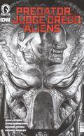 Predator vs. Judge Dredd vs. Aliens (2016 Dark Horse) 3B
