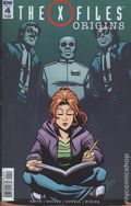 X-Files Origins (2016 IDW) 4