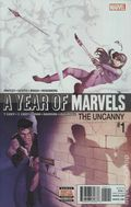 Year of Marvels Uncanny (2016) 1