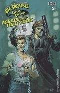 Big Trouble in Little China Escape From New York (2016) 3B