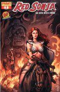 Red Sonja (2005 Dynamite) 1J