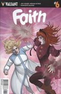 Faith (2016 Valiant 2nd Series) 6E