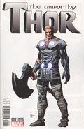 Unworthy Thor (2016 Marvel) 2D