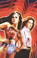 Wonder Woman '77 Meets the Bionic Woman (2016 Dynamite) 1E