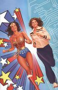 Wonder Woman '77 Meets the Bionic Woman (2016 Dynamite) 1F
