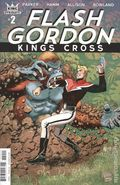 Flash Gordon Kings Cross (2016) 2A