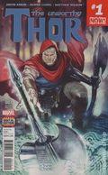 Unworthy Thor (2016 Marvel) 1H