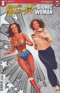 Wonder Woman '77 Meets the Bionic Woman (2016 Dynamite) 1G
