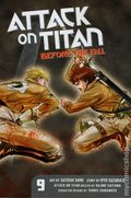 Attack on Titan Before the Fall GN (2014- Kodansha Digest) 9-1ST