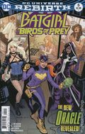 Batgirl and the Birds of Prey (2016) 5A