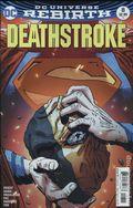Deathstroke (2016 3rd Series) 8A