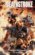 Deathstroke TPB (2015-2016 DC) By Tony S. Daniel and James Bonny 4-1ST
