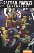 Batman Teenage Mutant Ninja Turtles Adventures (2016 IDW) 2SUBB