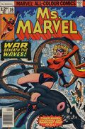 Ms. Marvel (1977 1st Series) UK Edition 16UK