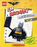 LEGO Batman Sticker Activity Book SC (2016 Scholastic) 1-1ST