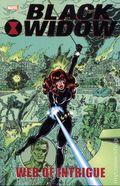 Black Widow Web of Intrigue TPB (2016 Marvel) 1-1ST