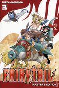 Fairy Tail TPB (2015 Kodansha) Master's Edition 3-1ST