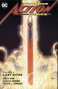 Superman Action Comics HC (2012-2016 DC Comics The New 52) 9-1ST