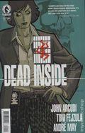 Dead Inside (2016 Dark Horse) 1A