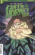 Green Hornet Reign of the Demon (2016) 1B