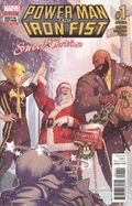 Power Man and Iron Fist Sweet Christmas Annual (2016) 1A