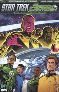 Star Trek Green Lantern (2016 IDW) Volume 2 1