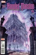 Haunted Mansion (2016 Marvel) 1E