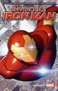 Invincible Iron Man TPB (2016 Marvel) By Brian Michael Bendis 1-1ST